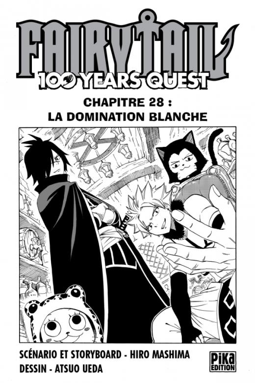 Fairy Tail - 100 Years Quest Chapitre 028