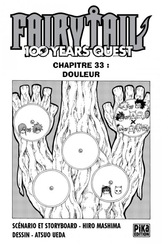 Fairy Tail - 100 Years Quest Chapitre 033
