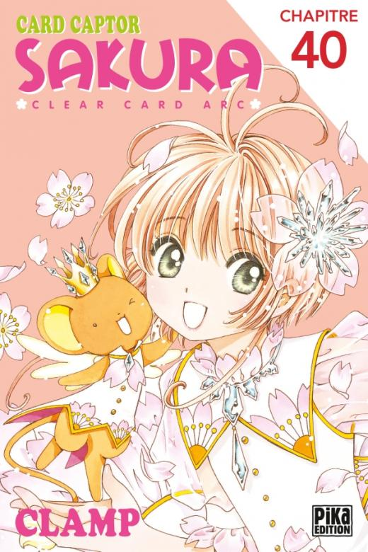Card Captor Sakura - Clear Card Arc Chapitre 40