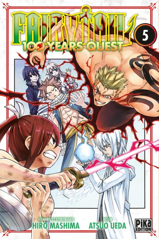 Fairy Tail - 100 Years Quest T05