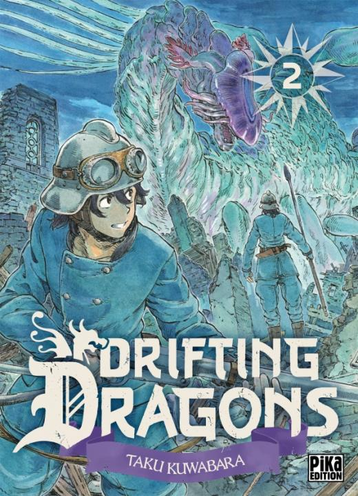 Drifting Dragons T02