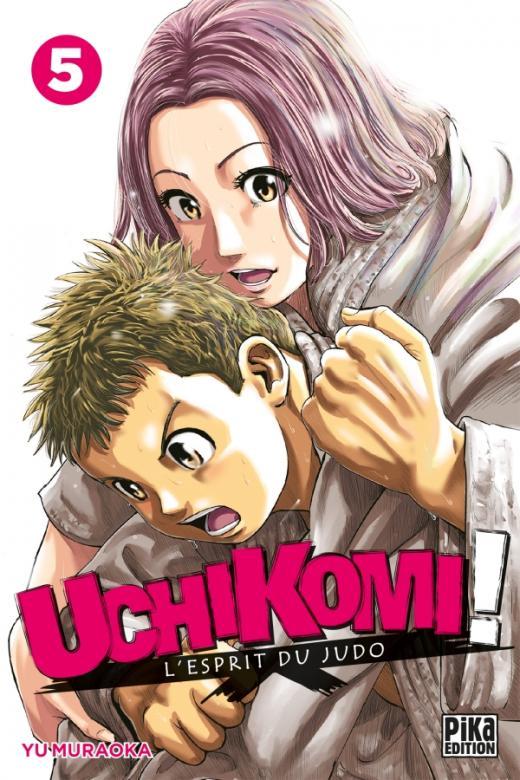 Uchikomi - L'esprit du judo T05