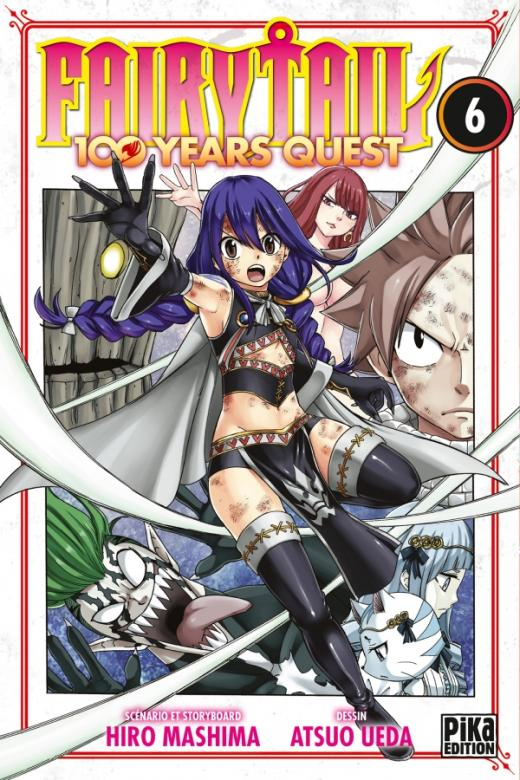 Fairy Tail - 100 Years Quest T06