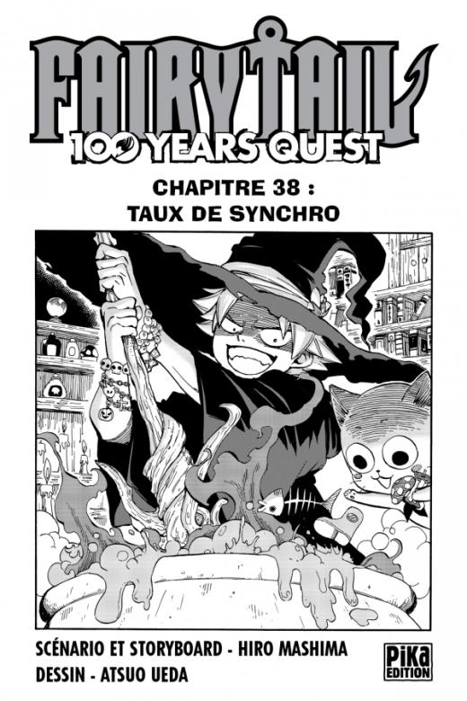 Fairy Tail - 100 Years Quest Chapitre 038