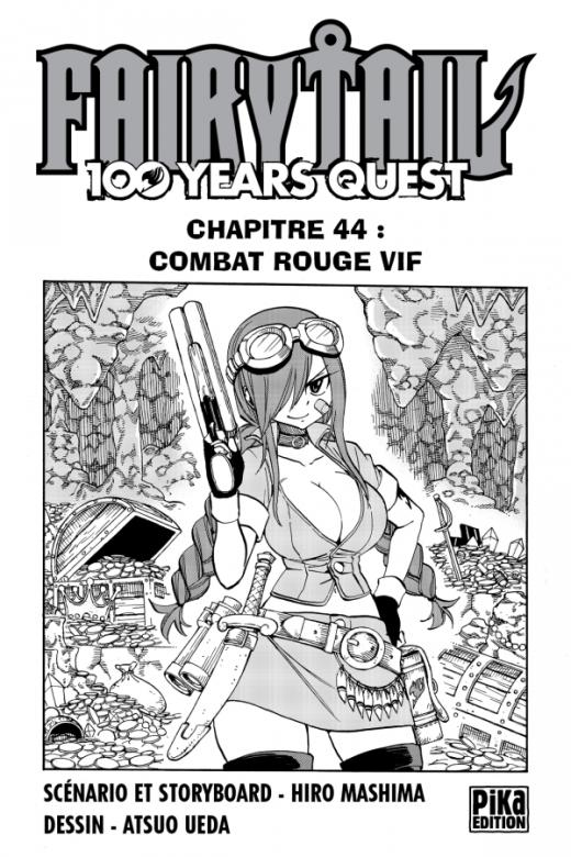 Fairy Tail - 100 Years Quest Chapitre 044