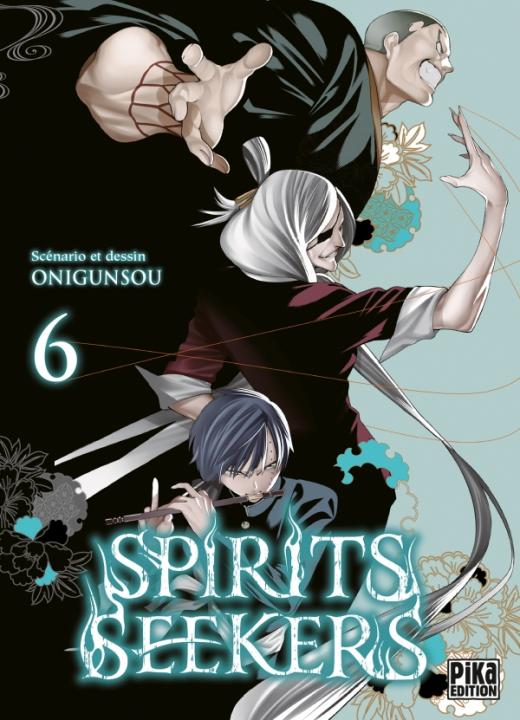 Spirits Seekers T06