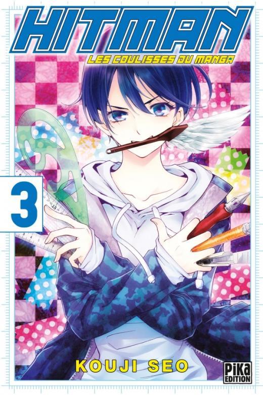 Hitman, Les coulisses du manga T03