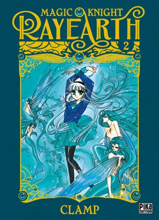 Magic Knight Rayearth T02