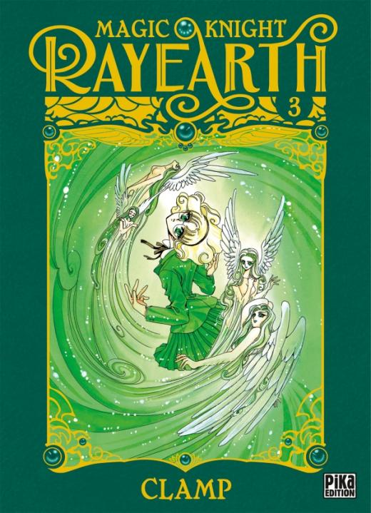 Magic Knight Rayearth T03