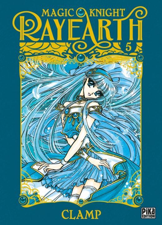 Magic Knight Rayearth T05