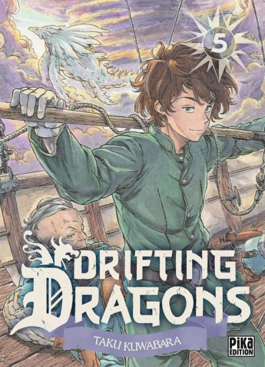 Drifting Dragons T05