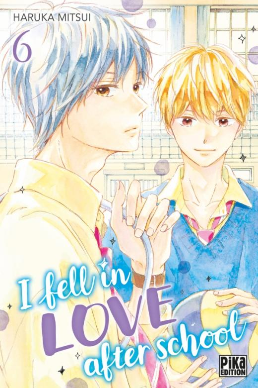 I fell in love after school T06