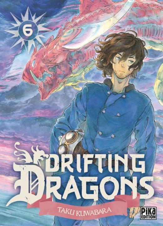 Drifting Dragons T06