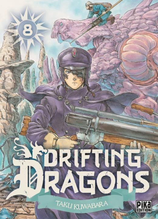 Drifting Dragons T08
