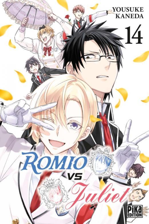Romio vs Juliet T14