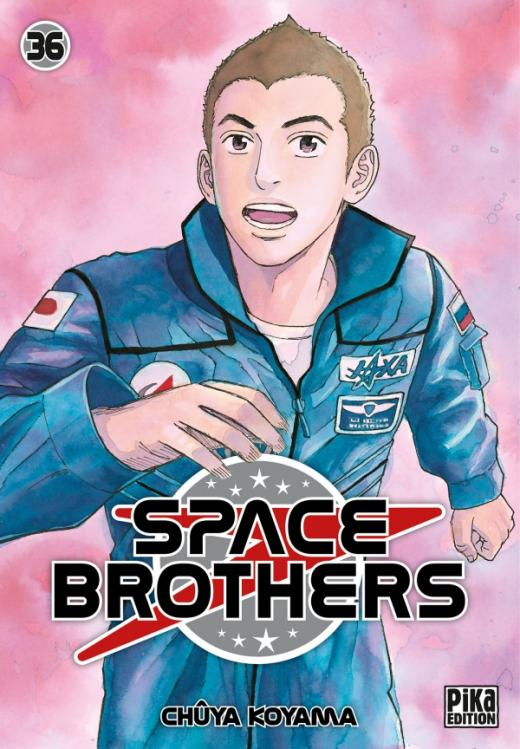 Space Brothers T36