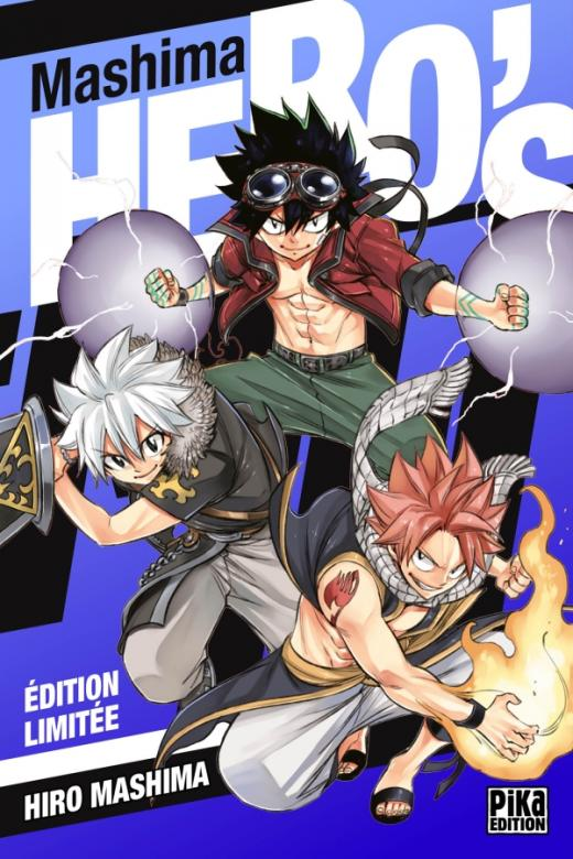 Mashima HERO'S Edition limitée