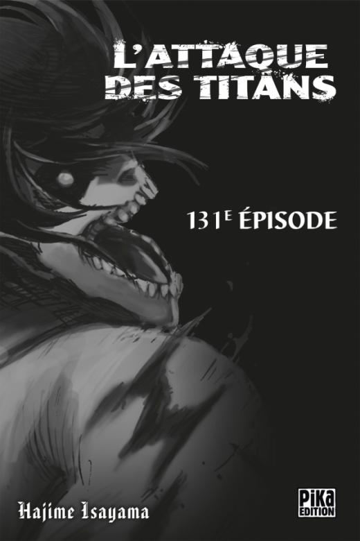L'Attaque des Titans Chapitre 131