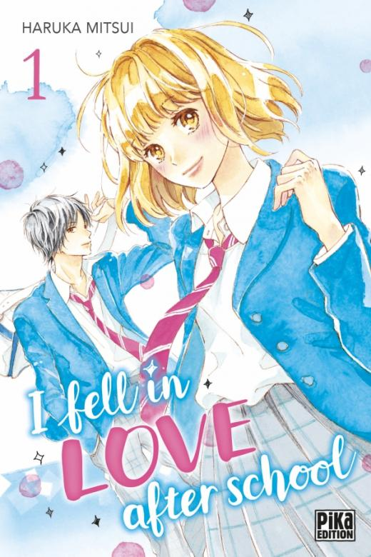 I fell in love after school T01