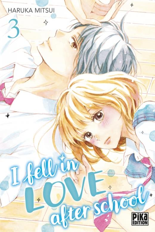 I fell in love after school T03
