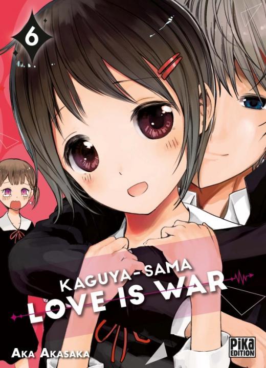 Kaguya-sama: Love is War T06