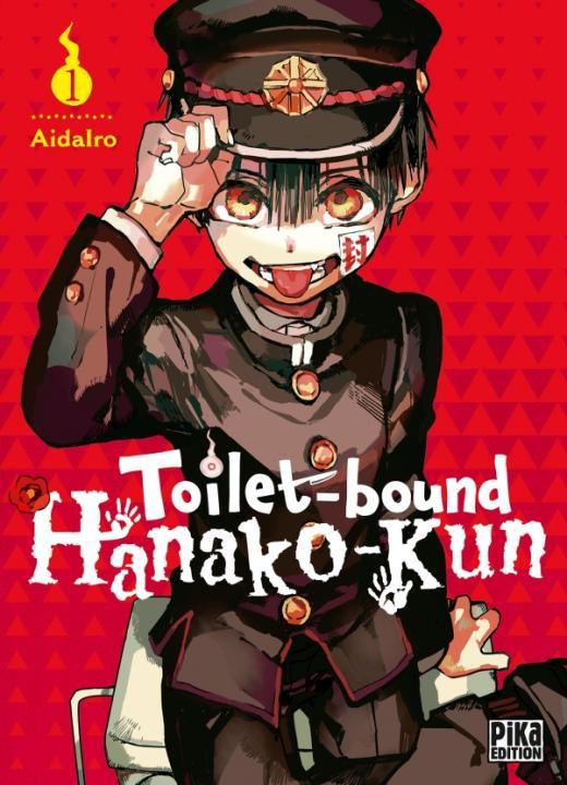Toilet-bound Hanako-kun T01