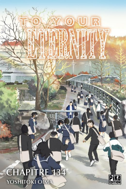 To Your Eternity Chapitre 134