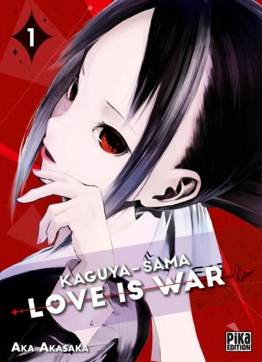 Kaguya-sama: Love is War T01