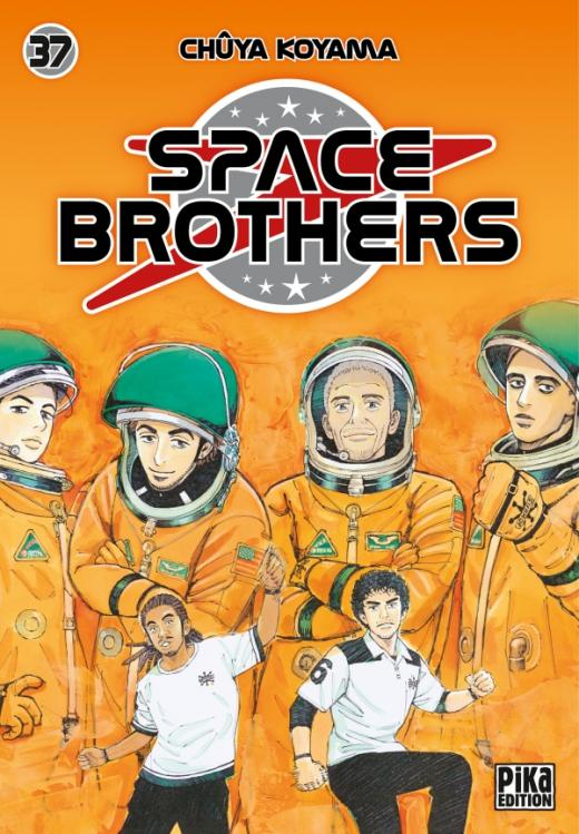 Space Brothers T37