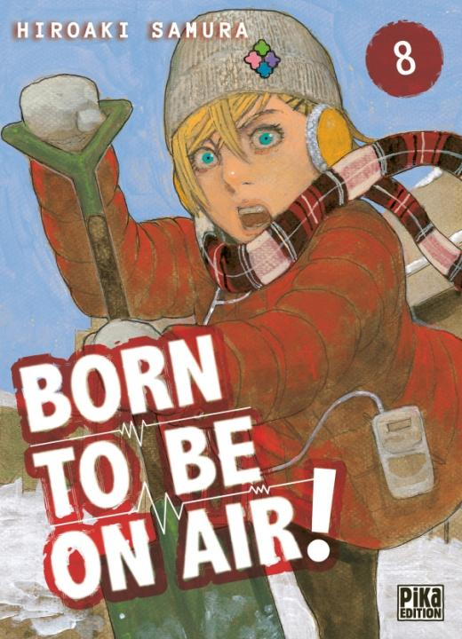Born to be on air! T08
