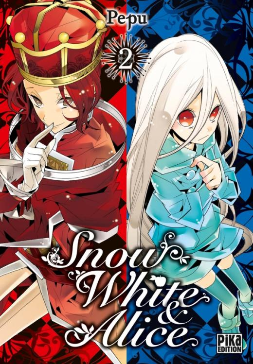 Snow White & Alice T02