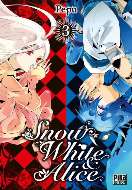 Snow White & Alice T03