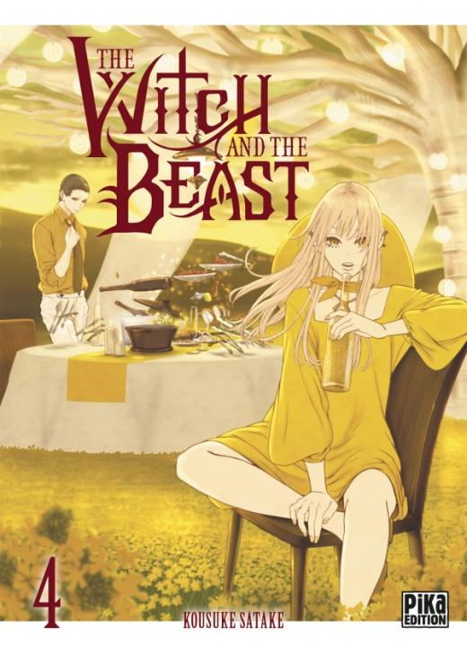 The Witch and the Beast T04