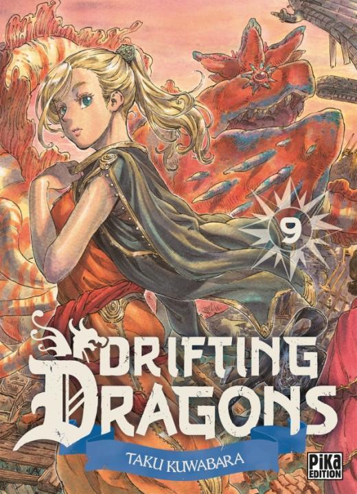 Drifting Dragons T09