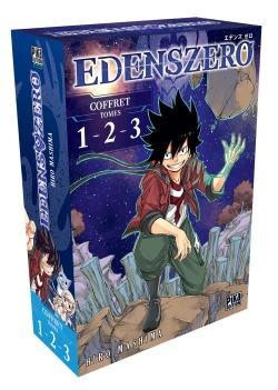 Edens Zero Coffret T01 à T03