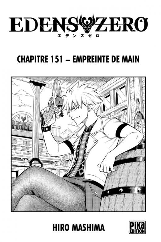 Edens Zero Chapitre 151