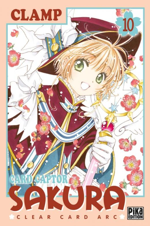 Card Captor Sakura - Clear Card Arc T10