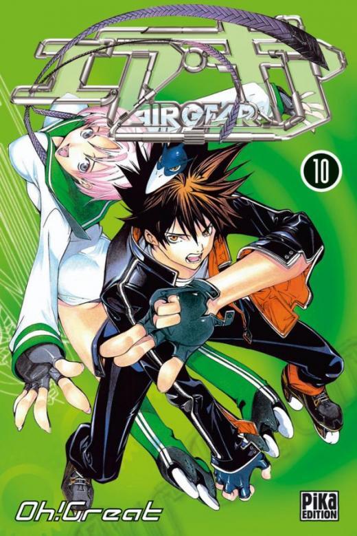 Air Gear T10
